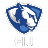 Large Decal-Eastern Illinois Secondary, 12 inches tall