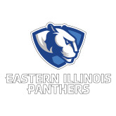 Large Decal-Eastern Illinois Panthers, 12 inches wide