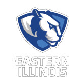Small Decal-EIU Primary Logo, 6 inches tall