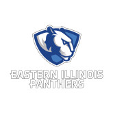 Small Decal-Eastern Illinois Panthers, 6 inches wide