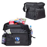All Sport Black Cooler-EIU Primary Logo