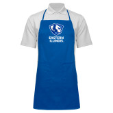 Full Length Royal Apron-EIU Primary Logo