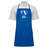 Full Length Royal Apron-Eastern Illinois Secondary