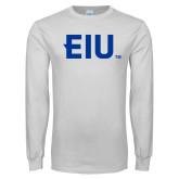 White Long Sleeve T Shirt-EIU