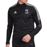 Adidas Black Tiro 19 Training Jacket-EIU Primary Logo