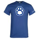 Royal T Shirt-Panther Paw