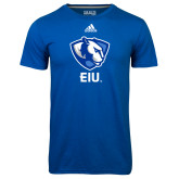 Adidas Climalite Royal Ultimate Performance Tee-Eastern Illinois Secondary