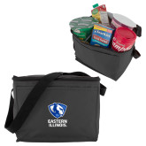 Six Pack Grey Cooler-EIU Primary Logo