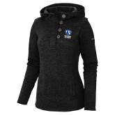 Columbia Ladies Darling Days Black Pullover-EIU Primary Logo