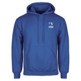 Royal Fleece Hoodie-EIU Primary Logo