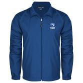Full Zip Royal Wind Jacket-EIU Primary Logo
