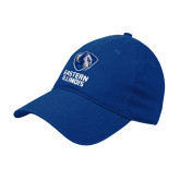 Royal Twill Unstructured Low Profile Hat-EIU Primary Logo