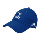 Adidas Royal Slouch Unstructured Low Profile Hat-EIU Primary Logo