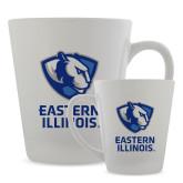 Full Color Latte Mug 12oz-EIU Primary Logo