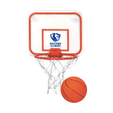 Mini Basketball & Hoop Set-EIU Primary Logo