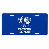 License Plate-EIU Primary Logo
