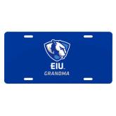 License Plate-Grandma
