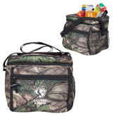 Big Buck Camo Junior Sport Cooler-EIU Primary Logo