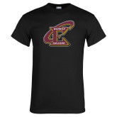 Black T Shirt-Primary Athletic Mark