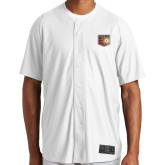 New Era White Diamond Era Jersey-Shield