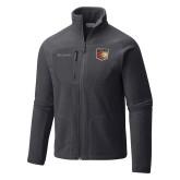Columbia Full Zip Charcoal Fleece Jacket-Shield