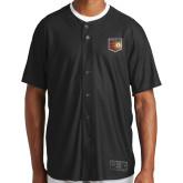 New Era Black Diamond Era Jersey-Shield