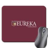 Full Color Mousepad-Eureka College w/ Shield
