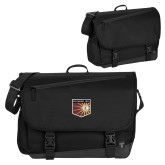 Metro Black Compu Brief-Shield