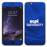 iPhone 6 Plus Skin-ECPI University Stacked