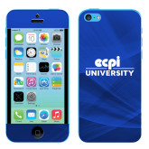 iPhone 5c Skin-ECPI University Stacked