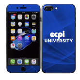 iPhone 7/8 Plus Skin-ECPI University Stacked