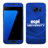 Samsung Galaxy S7 Skin-ECPI University Stacked