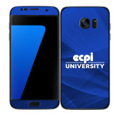 Samsung Galaxy S7 Edge Skin-ECPI University Stacked