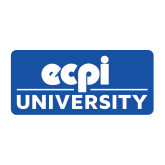 Medium Decal-ECPI University Stacked, 8 inches wide