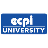 Extra Large Decal-ECPI University Stacked, 18 inches wide
