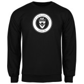 Black Fleece Crew-ECPI University Seal