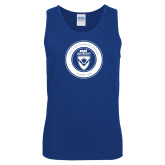 Royal Tank Top-ECPI University Seal
