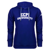 Adidas Climawarm Royal Team Issue Hoodie-ECPI University Arched