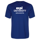 Syntrel Performance Royal Tee-Grandpa