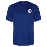 Performance Royal Tee-ECPI University Seal