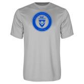 Performance Platinum Tee-ECPI University Seal