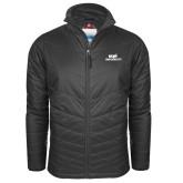 Columbia Mighty LITE Charcoal Jacket-ECPI University Stacked