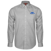 Red House Grey Plaid Long Sleeve Shirt-ECPI University Stacked