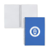 Clear 7 x 10 Spiral Journal Notebook-ECPI University Seal