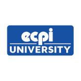 Small Magnet-ECPI University Stacked, 6 inches wide