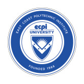 Small Magnet-ECPI University Seal, 6 inches tall