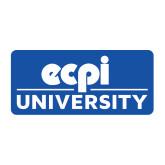 Medium Magnet-ECPI University Stacked, 8 inches wide