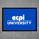 Full Color Indoor Floor Mat-ECPI University Stacked