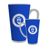 Full Color Latte Mug 17oz-ECPI University Seal
