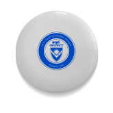 Ultimate White Sport Disc-ECPI University Seal